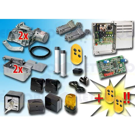 came kit automation 001frog-a frog-a 230v type 4D