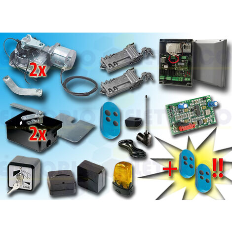 came kit automation 001frog-a24 frog-a24 24v type 2B