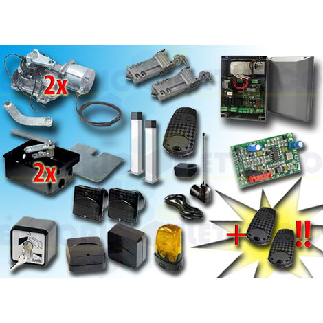 came kit automation 001frog-a24 frog-a24 24v type 3