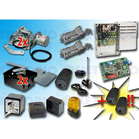 came kit automation 001frog-ae frog-ae 230v type 2