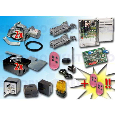 came kit automation 001frog-ae frog-ae 230v type 2F