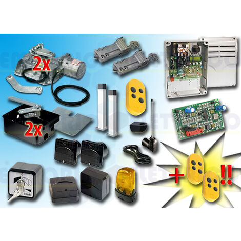 came kit automation 001frog-ae frog-ae 230v type 3D