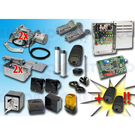 came kit automation 001frog-ae frog-ae 230v type 4