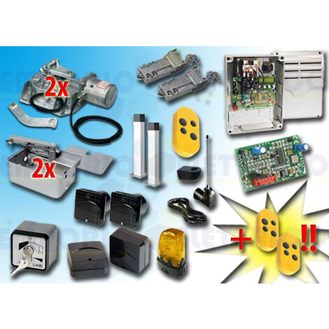 came kit automation 001frog-ae frog-ae 230v type 4D