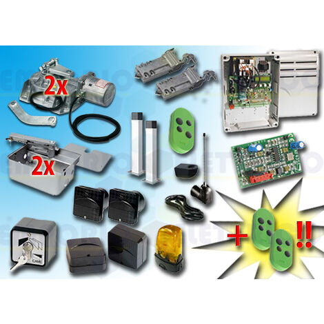 came kit automation 001frog-ae frog-ae 230v type 4E
