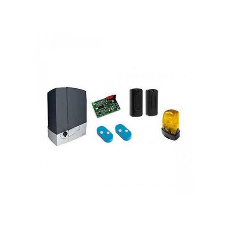 CAME Kit Automatisme de portail coulissant BXL400 + 1 Telecommande