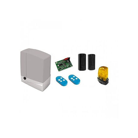 CAME Kit Automatisme de portail coulissant BXV400 + 1 Telecommande