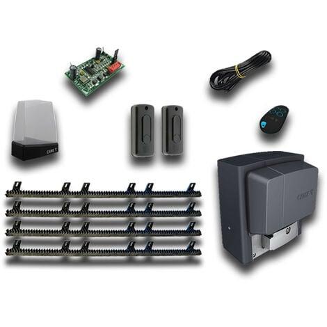 came kit automatización 801ms-0030 + 4mt cremallera nyl empu2313crem