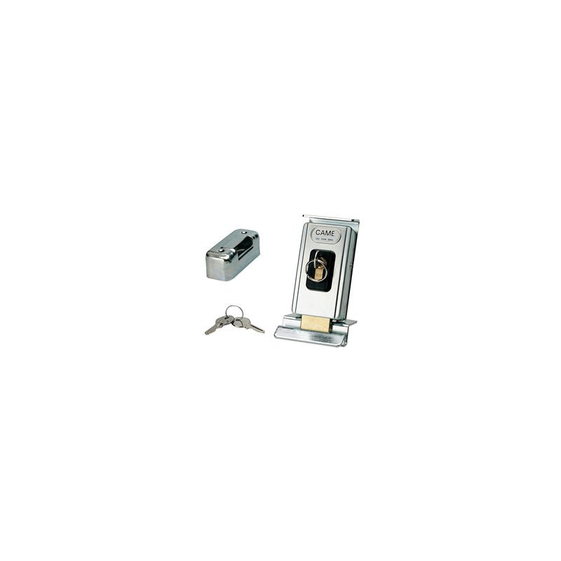 Image of Lock 81 Single cylinder gate lock - Came
