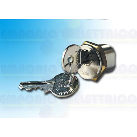 came lock cylinder with din key 001r001 r001
