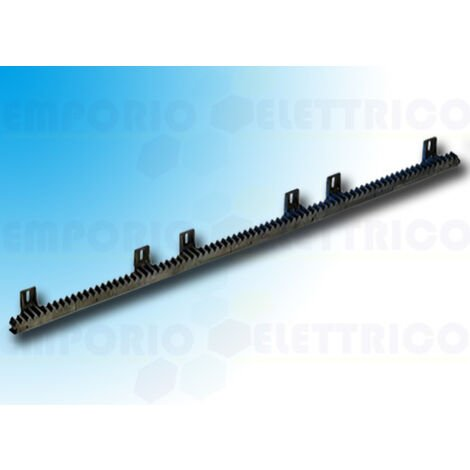 came module 4 rack in nylon with steel core 30x20 - 1 mt - 009cgzp cgzp
