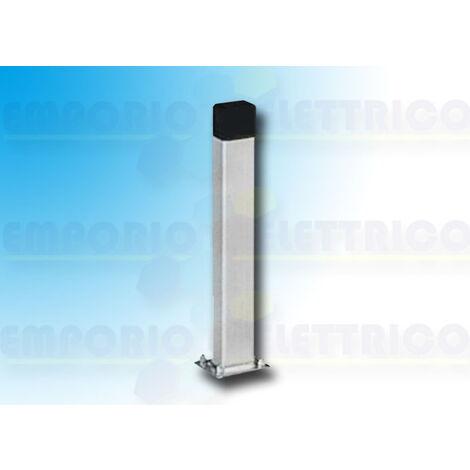 came natural aluminium post h=0,5 mt 001doc-l doc-l
