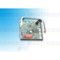 came plug-in receiver rio system riocn8ws 806ss-0040