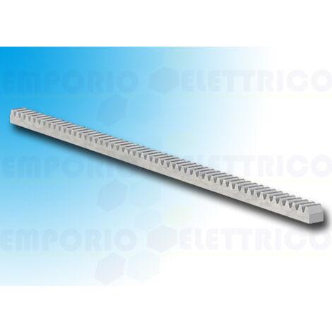 came rack in galvanised laminated steel 30x30 module 6 1 mt 009cgz6 cgz6
