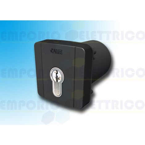 came recess-mounted key-switch selector seld2fag 806sl-0100