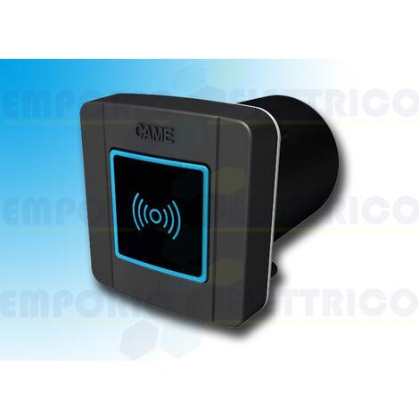 came recess-mounted transponder sensor for cards selr2ndg 806sl-0120
