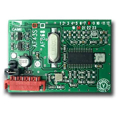 came ricevente 433,92 mhz 001af43s af43s