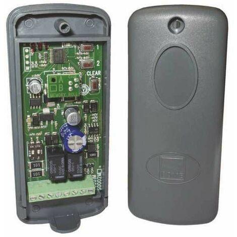 CAME S0002M Scheda comando bicanale per selettori a tastiera digitali Serie S - SEL