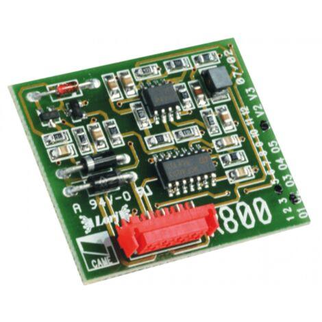 came scheda controllo accessi con selettori a tastiera 001r800 r800