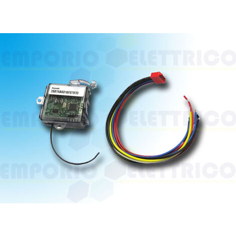 came slave module for automations rslv001 806sa-0040