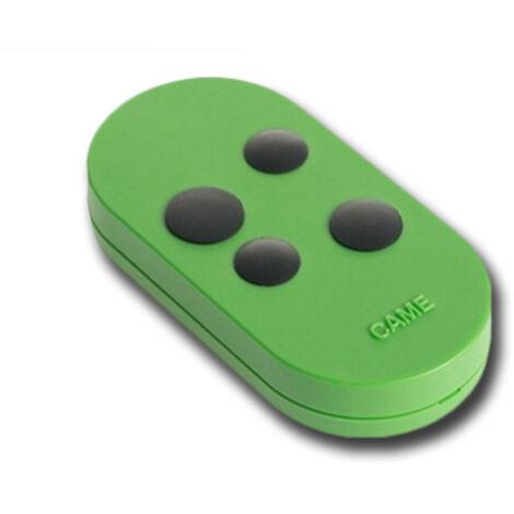 came telecomando 4 canali codice fisso verde topd4fes 806ts-0104
