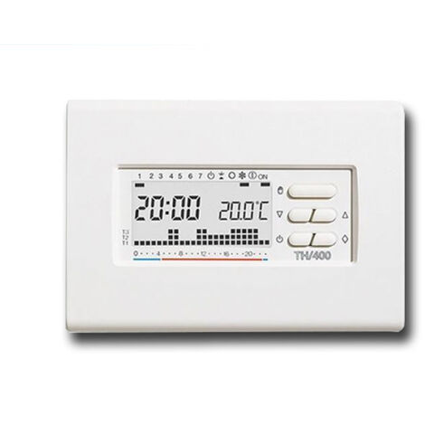 came termostato programable digital de pared th/400 bb 69404200