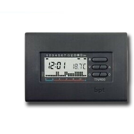 came termostato programable digital de pared th/400 gr 69404300