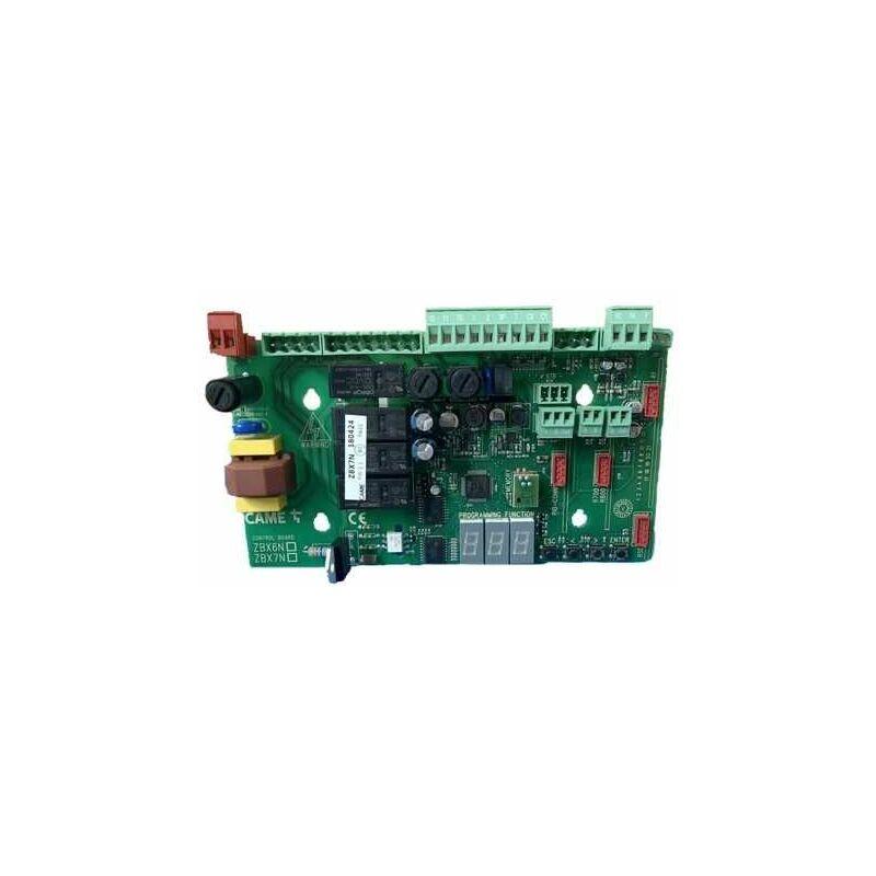 Came Zbx7n Scheda Elettronica Plus Per Motori Scorrevoli Bx Ex Zbx74 Zbx78 Nuovo Ricambio 88001 0065