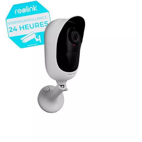 Caméra 100% sans-fil autonome IP / WIFI - Plage horaire / IP65 / 1080P FHD / APP (Reolink Argus 2)