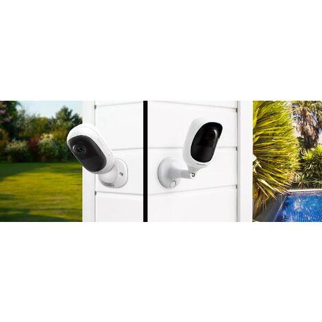 Caméra 100% sans-fil extérieure autonome IP / WIFI - Plage horaire / IP65 / 1080P FHD / APP (Reolink Argus 2)