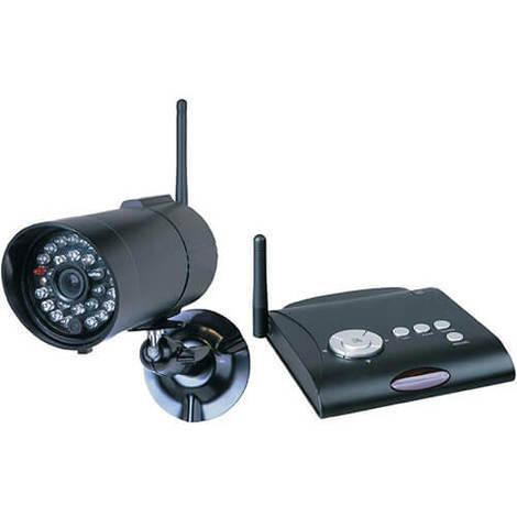 camera de surveillance avec enregistrement sur carte sd Caméra avec enregistreur numérique   3185