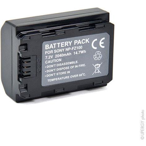 Camera battery 7.2V 2040mAh - NP-FZ100