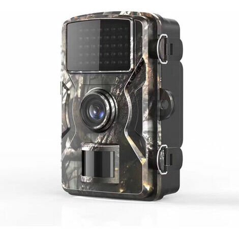 Caméra de Chasse 12MP 1080P Étanche,Caméra de chasse ,Caméra Surveillance avec LED Vision Nocturne Infrarouge Jusqu'à,IP66