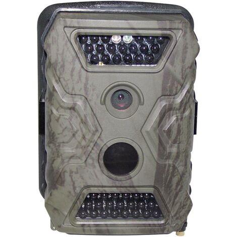 Caméra de chasse Berger & Schröter X-Trail HD 12 Mill. pixel LED noires marron-kaki (mat) Q066431