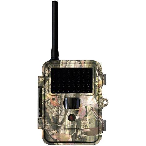 Caméra de chasse DÖRR SnapShot Mobil 5.1 12 Mill. pixel LED noires, module GSM camouflage D09339