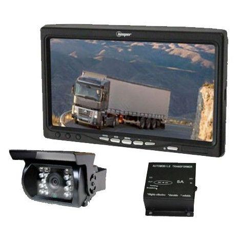 Camera de recul 24V RWEC99X-24 Beeper