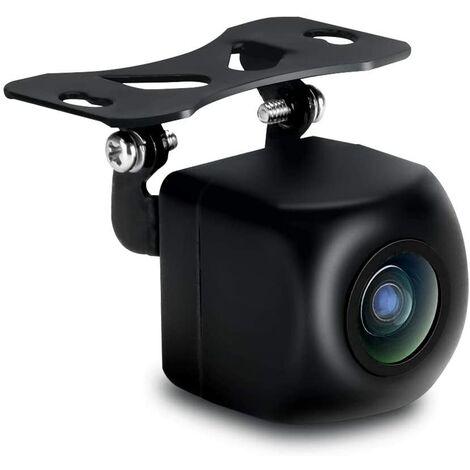 Caméra de recul Caméra de recul avec Vision Nocturne IP68 étanche, Vue arrière de la caméra Grand Angle pour Voitures camions Vans VR 12V