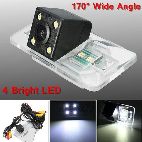 Caméra de recul de Vision nocturne CCD de voiture pour BMW E38 E39 E46 E60 E61 E65 E66 E90 E91 E92