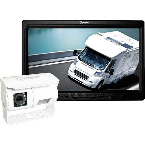 Caméra de recul filaire Beeper RWEC200X-BL en saillie
