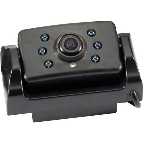 Caméra de recul sans fil Caliber Audio Technology CAM401E noir S057651