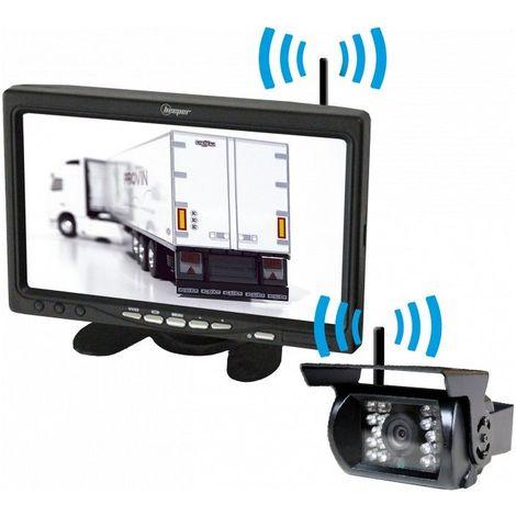 Caméra de recul sans fil + écran 7'' BEEPER RWEC100X-RF