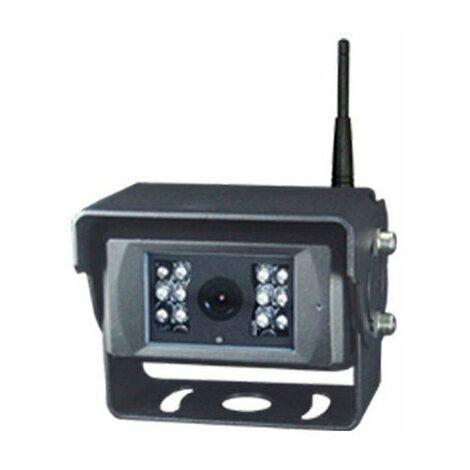 camera de recul sans fil - idcam - 120° - ip69k - vision nocturne