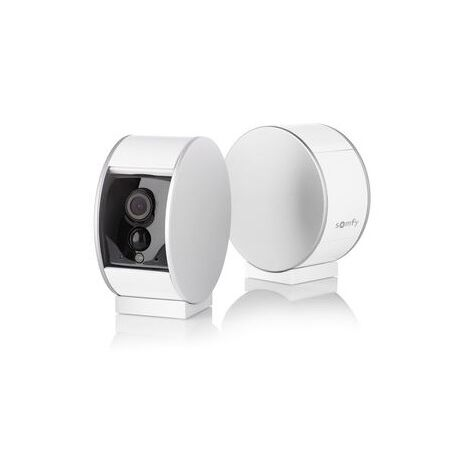 Caméra de surveil pro int - blanc