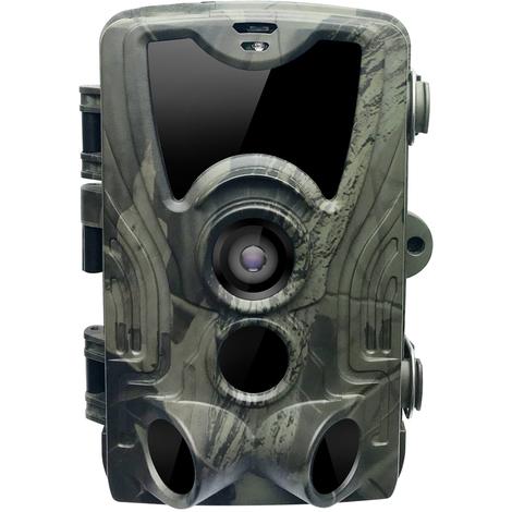 Caméra de surveillance de la chasse 16MP HD 1080P Caméra de surveillance de la faune Vision nocturne IP65 2019