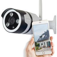 Caméra de surveillance extérieure Avidsen IP Wifi 720 P - Produit NEUF