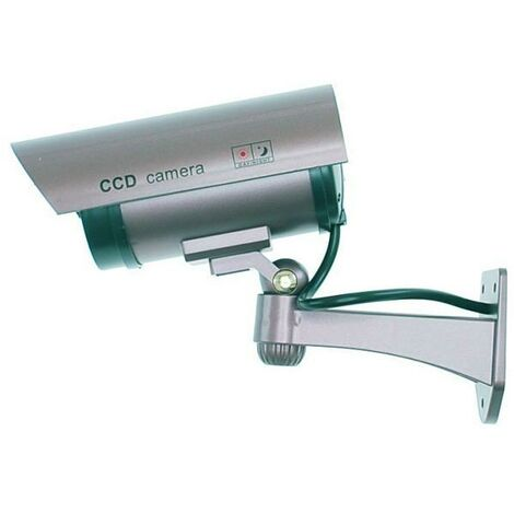 Caméra de surveillance factice (leurre) DC2