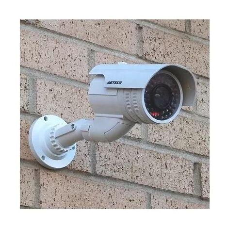 Caméra de surveillance factice (leurre) externe DC21
