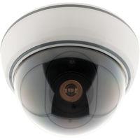 Caméra de surveillance intérieure factice avec LED - Otio
