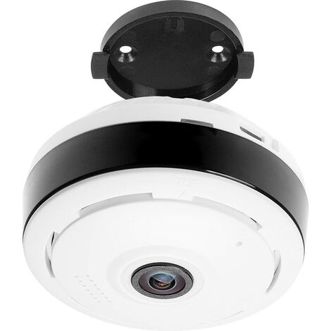 Caméra de surveillance IP Smartwares C360IP 10.049.10 Wi-Fi 1280 x 960 pixels 1 pc(s)