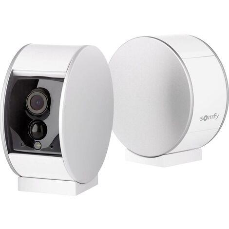 Caméra de surveillance IP Somfy 2401507 Wi-Fi 1280 x 720 pixels 1 pc(s)
